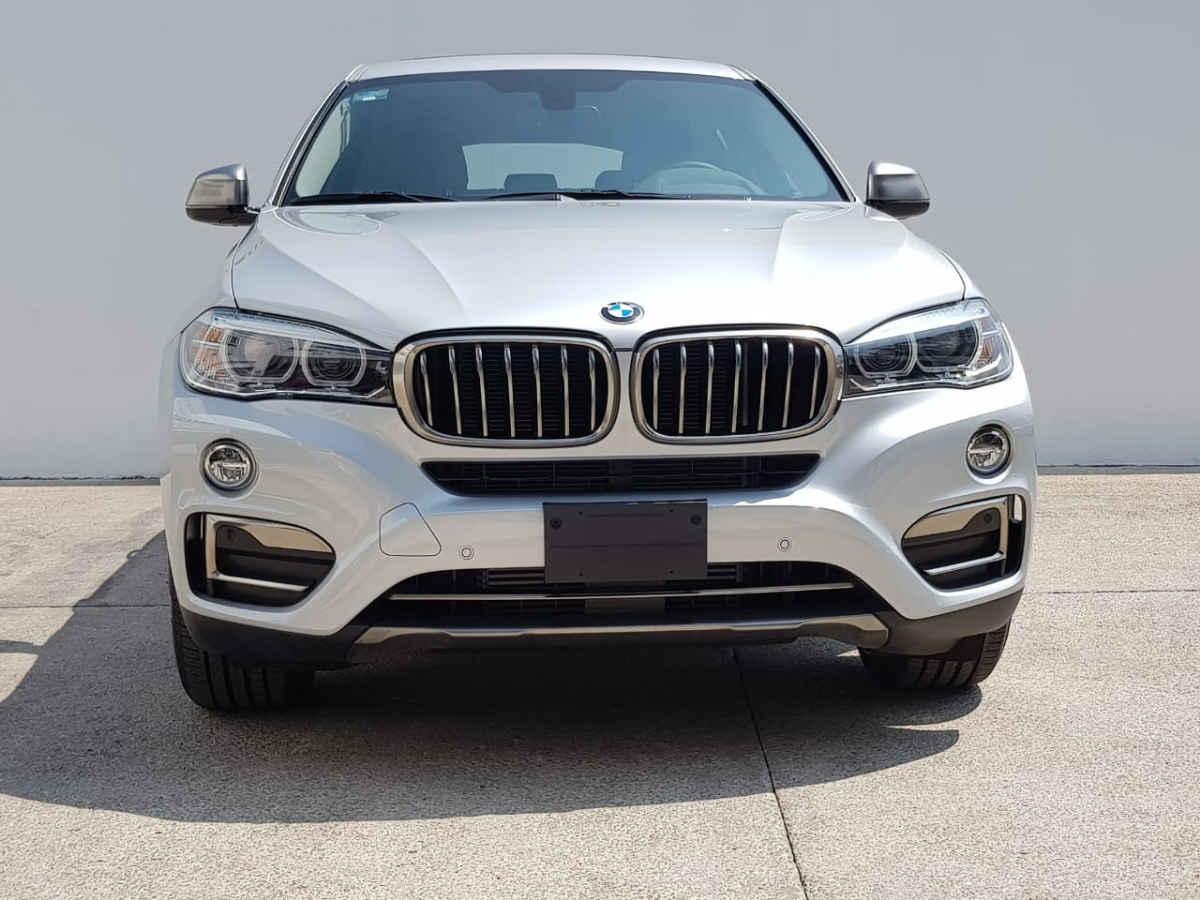 BMW X6 2019 5p xDrive 35i Extravagance L6/3.0/T Aut 5,392 Km 2