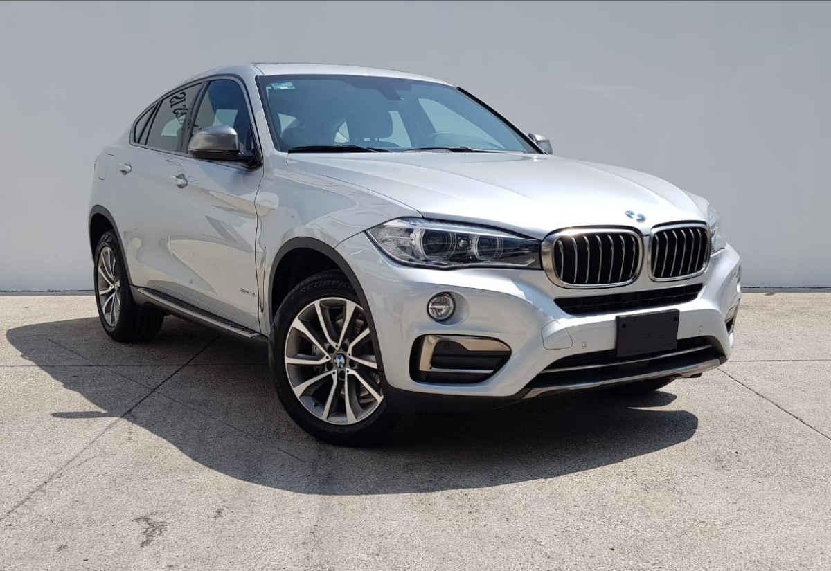 BMW X6 2019 5p xDrive 35i Extravagance L6/3.0/T Aut 5,392 Km 0