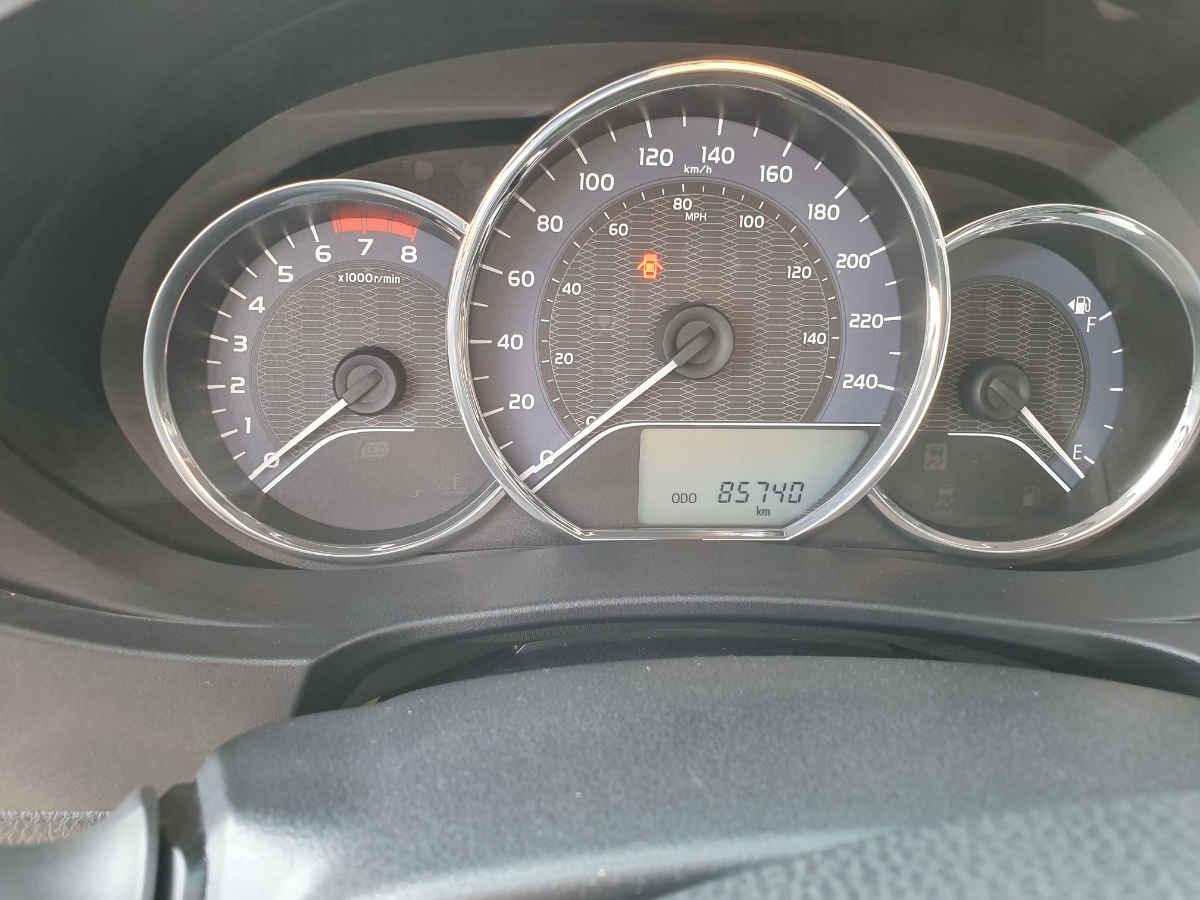 Toyota Corolla 2014 4p Base L4/1.8 Man 86,000km 10