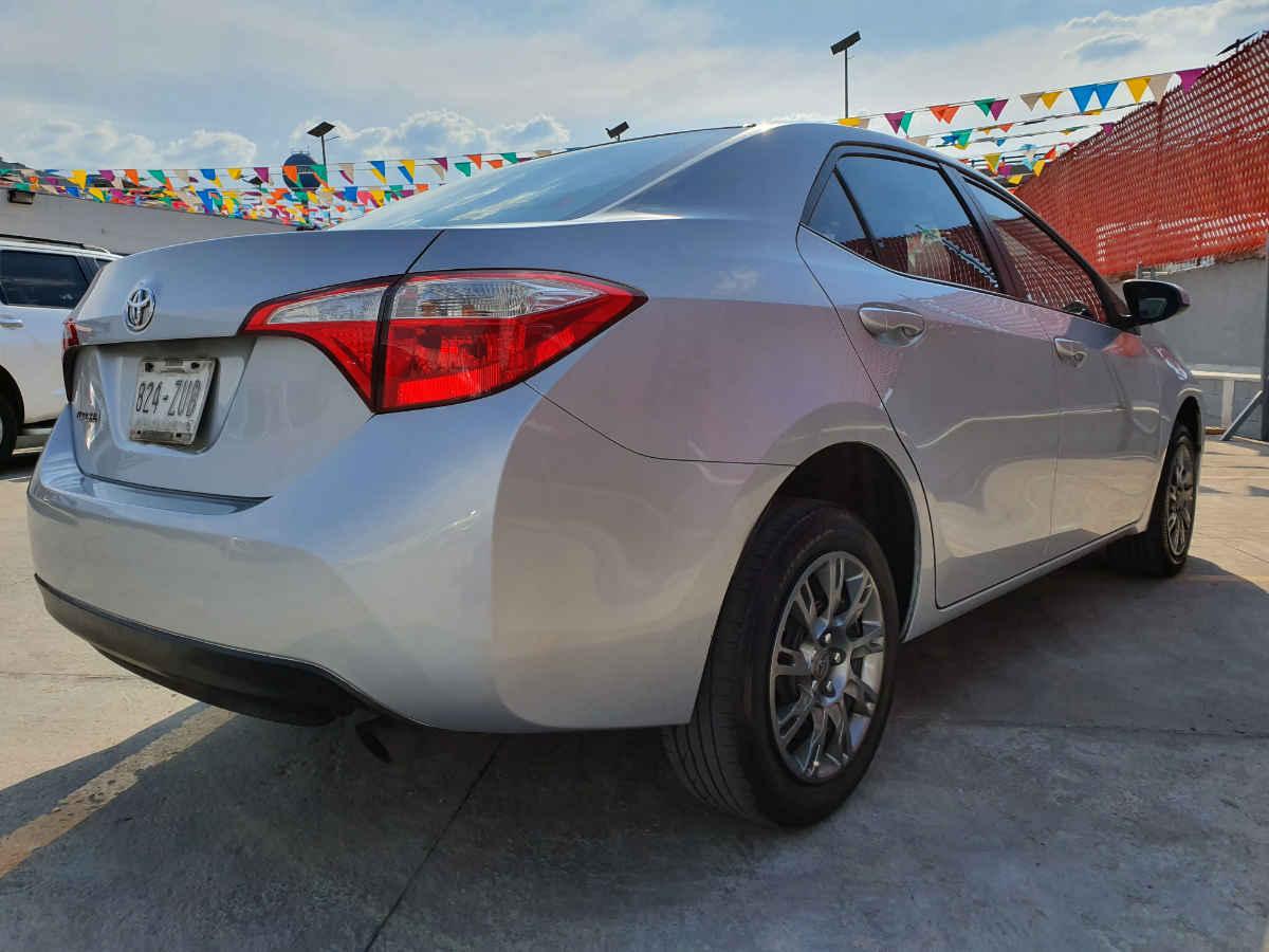 Toyota Corolla 2014 4p Base L4/1.8 Man 86,000km 3