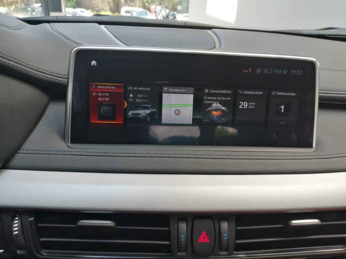 BMW X6 2019 5p xDrive 35i Extravagance L6/3.0/T Aut 14,064 Km 8