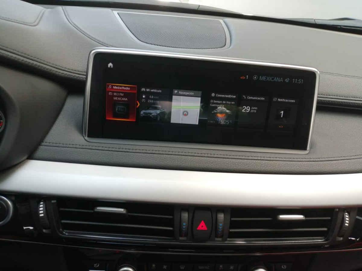 BMW X6 2019 5p xDrive 35i Extravagance L6/3.0/T Aut 14,064 Km 1
