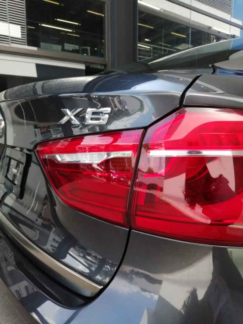 BMW X6 2019 5p xDrive 35i Extravagance L6/3.0/T Aut 14,064 Km 17