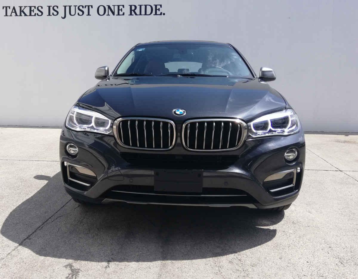 BMW X6 2019 5p xDrive 35i Extravagance L6/3.0/T Aut 14,064 Km 2