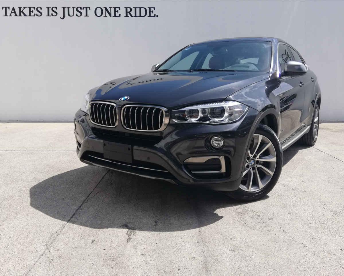 BMW X6 2019 5p xDrive 35i Extravagance L6/3.0/T Aut 14,064 Km 3