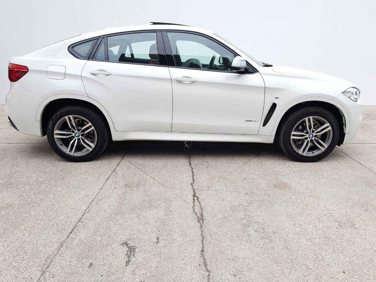 BMW X6 2019 5p xDrive 35i M Sport L6/3.0/T Aut 8,776 Km 7