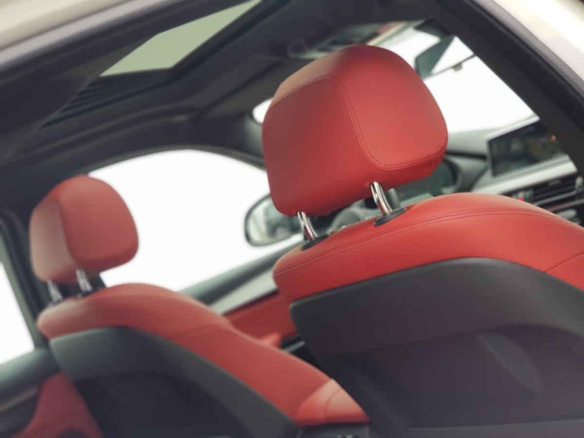 BMW X6 2019 5p xDrive 35i M Sport L6/3.0/T Aut 8,776 Km 11