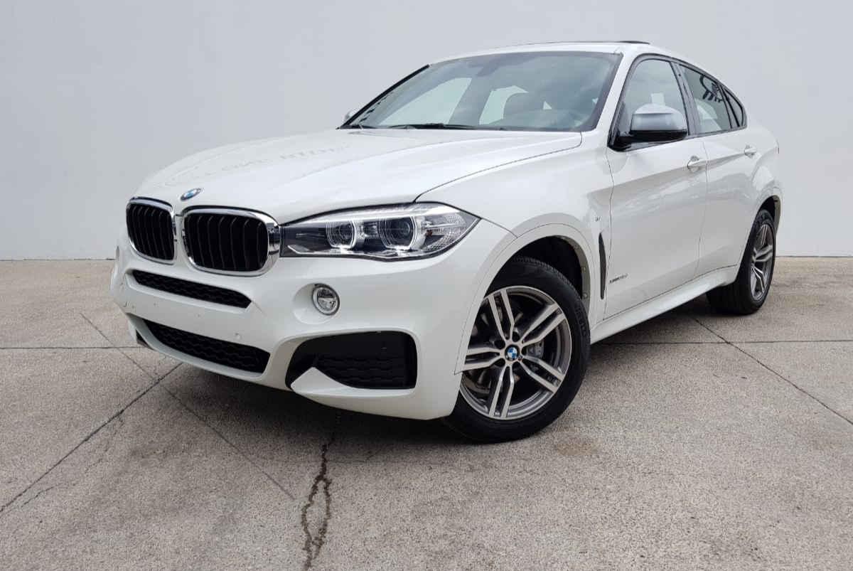 BMW X6 2019 5p xDrive 35i M Sport L6/3.0/T Aut 8,776 Km 3