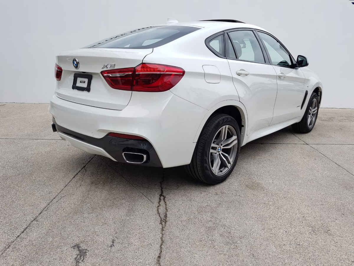 BMW X6 2019 5p xDrive 35i M Sport L6/3.0/T Aut 8,776 Km 6