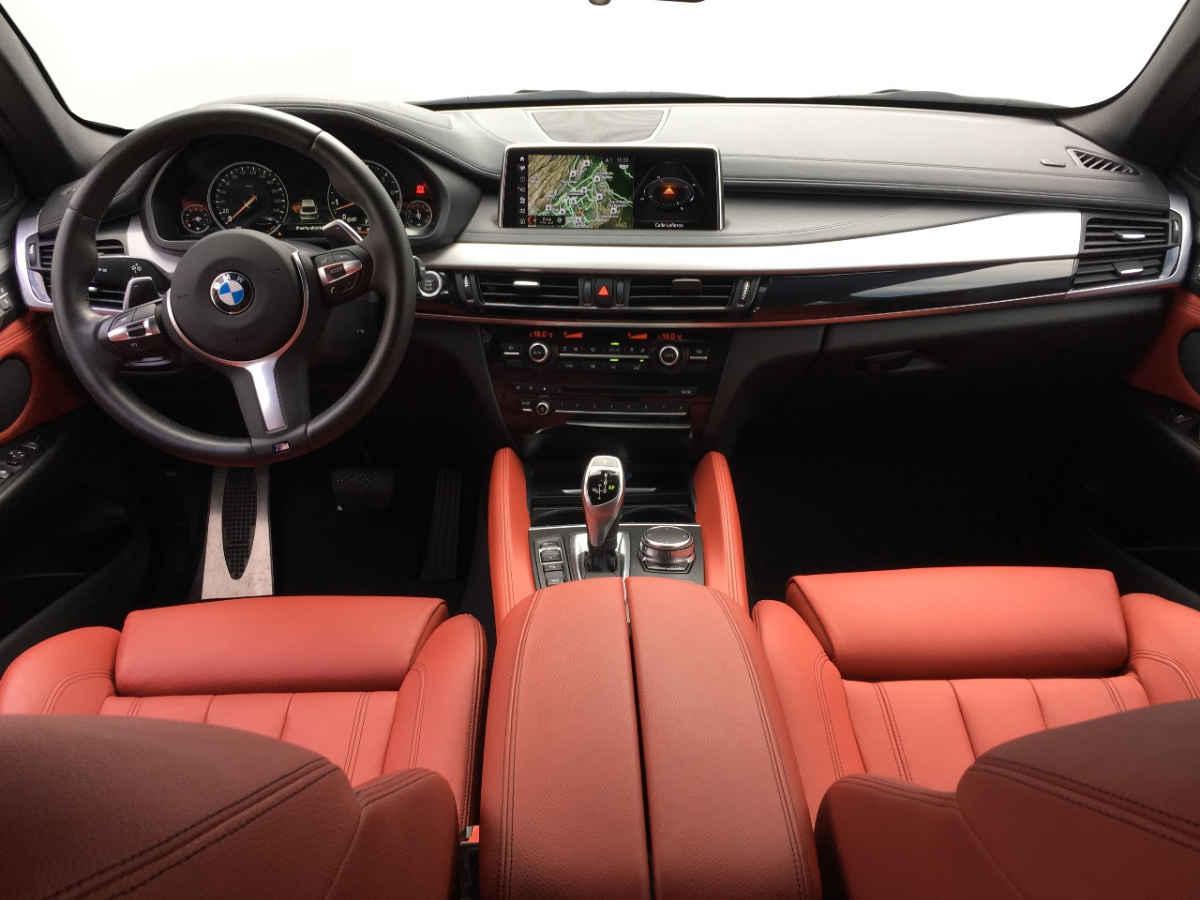 BMW X6 2019 5p xDrive 35i M Sport L6/3.0/T Aut 8,776 Km 1