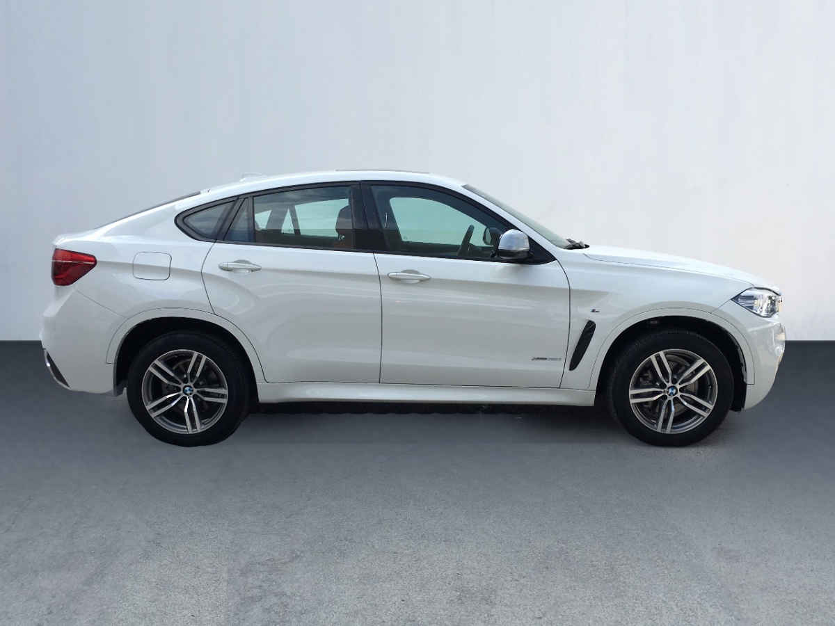 BMW X6 2019 5p xDrive 35i M Sport L6/3.0/T Aut 8,776 Km 4