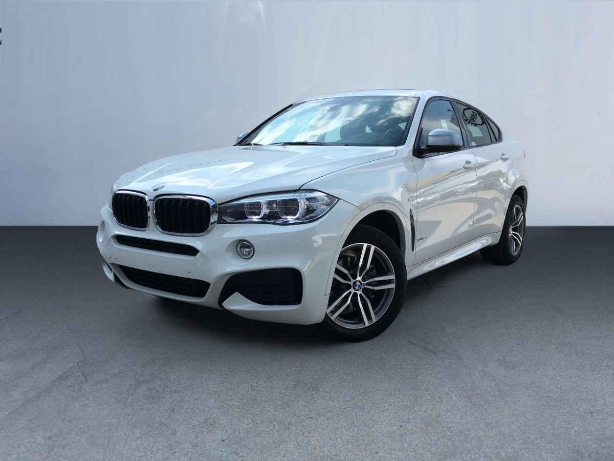 BMW X6 2019 5p xDrive 35i M Sport L6/3.0/T Aut 8,776 Km 0