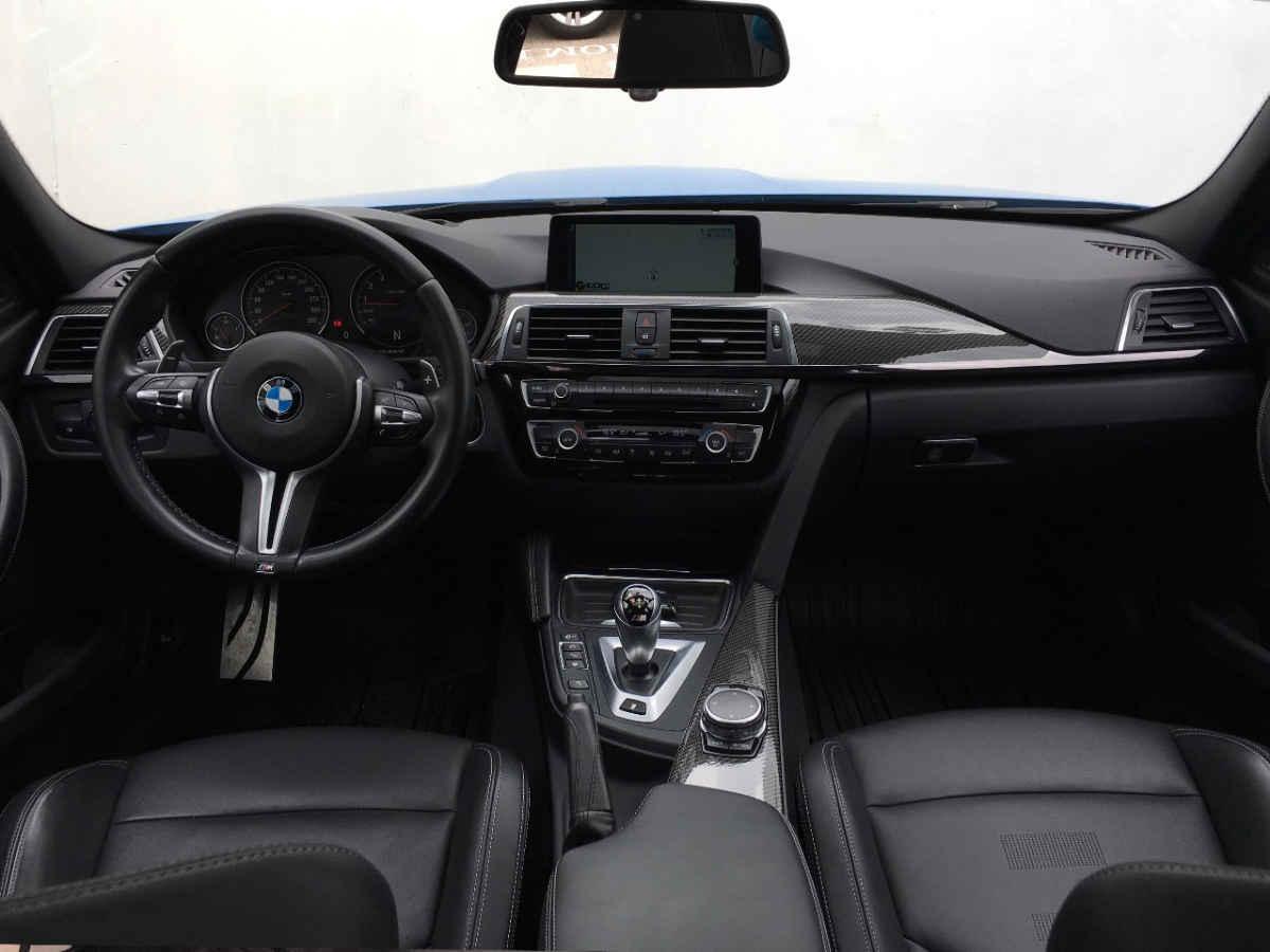 BMW M3 2017 4p M3 4,550 Km 7