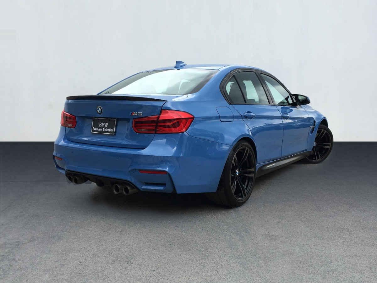 BMW M3 2017 4p M3 4,550 Km 3