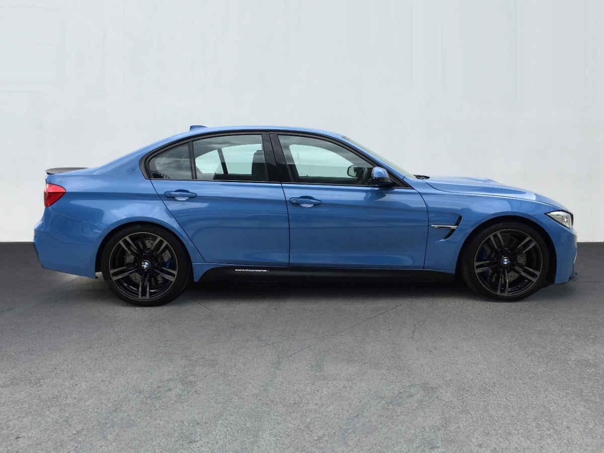 BMW M3 2017 4p M3 4,550 Km 4