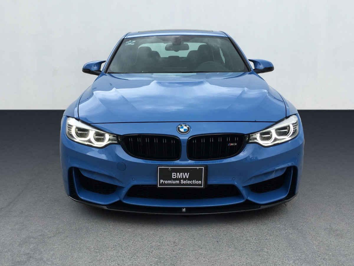 BMW M3 2017 4p M3 4,550 Km 2
