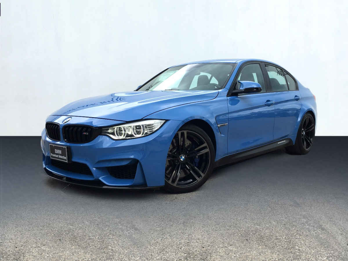 BMW M3 2017 4p M3 4,550 Km 0
