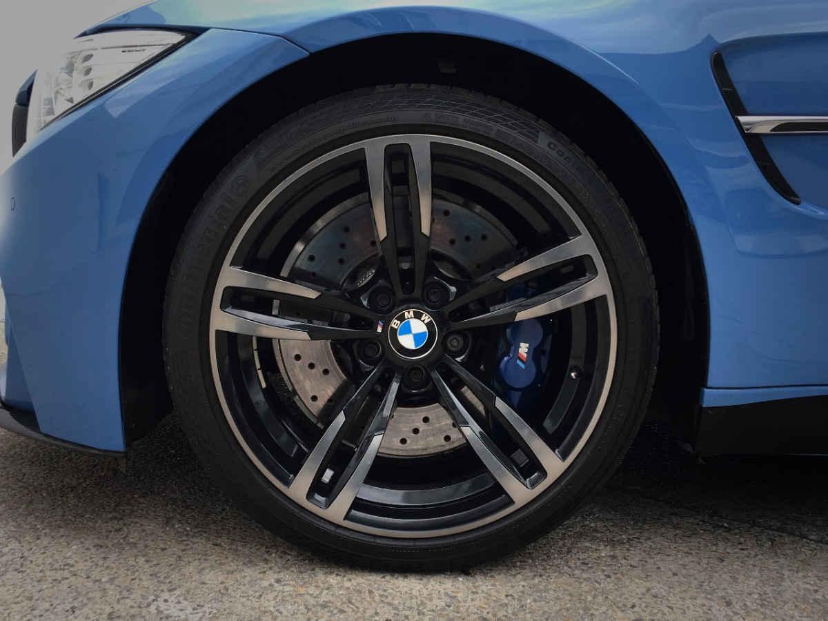 BMW M3 2017 4p M3 4,550 Km 8