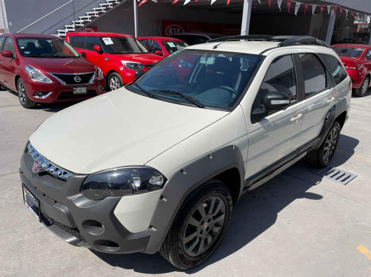 Fiat Palio 2020 5p Adventure L4 1 6 Aut 235000 Ubicado En Celaya Agencia Kia Campestre