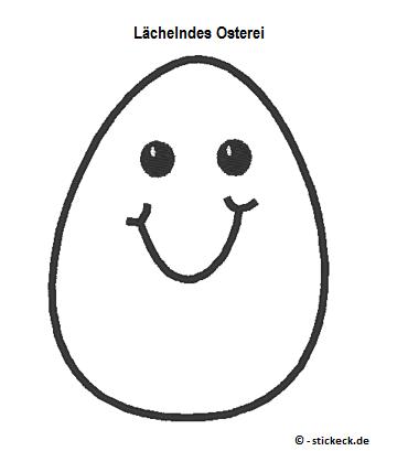 20170328 - Laechelndes Osterei - stickeck.de