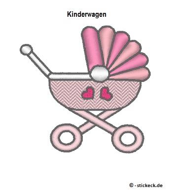 20170426 - Kinderwagen - stickeck.de