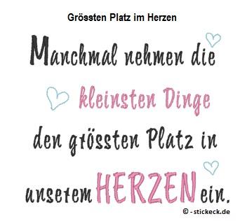 20170501 - Groessten Platz im Herzen - stickeck.de