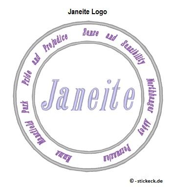 20170530 - Janeite Logo - stickeck.de