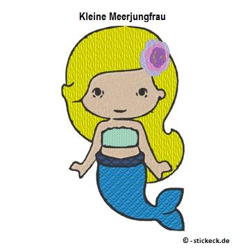 20170624 - Kleine Meerjungfrau - stickeck.de