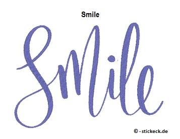 20170719 - Smile - stickeck.de