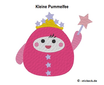 20170722 - Kleine Pummelfee - stickeck.de