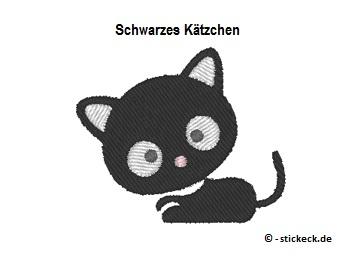 20170728 - Schwarzes Kaetzchen - stickeck.de