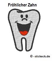 20170801 - Froehlicher Zahn - stickeck.de