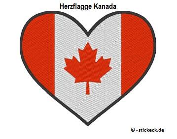 20170806 - Herzflagge Kanada - stickeck.de