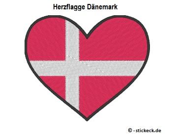 20170809 - Herzflagge Daenemark - stickeck.de