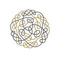 Gratis Stickdatei:Keltischer Knoten 2 - Mini