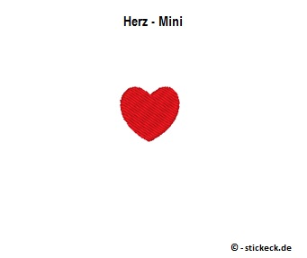 20170829 - Herz - Mini - stickeck.de