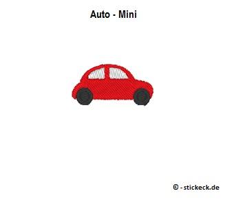 20170830 - Auto - Mini - stickeck.de