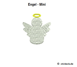 20170909 - Engel - Mini - stickeck.de