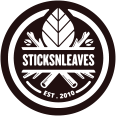 Sticksnleaves