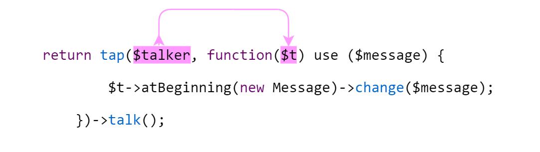 Laravel Miscellaneous Helper Function: tap - Stillat