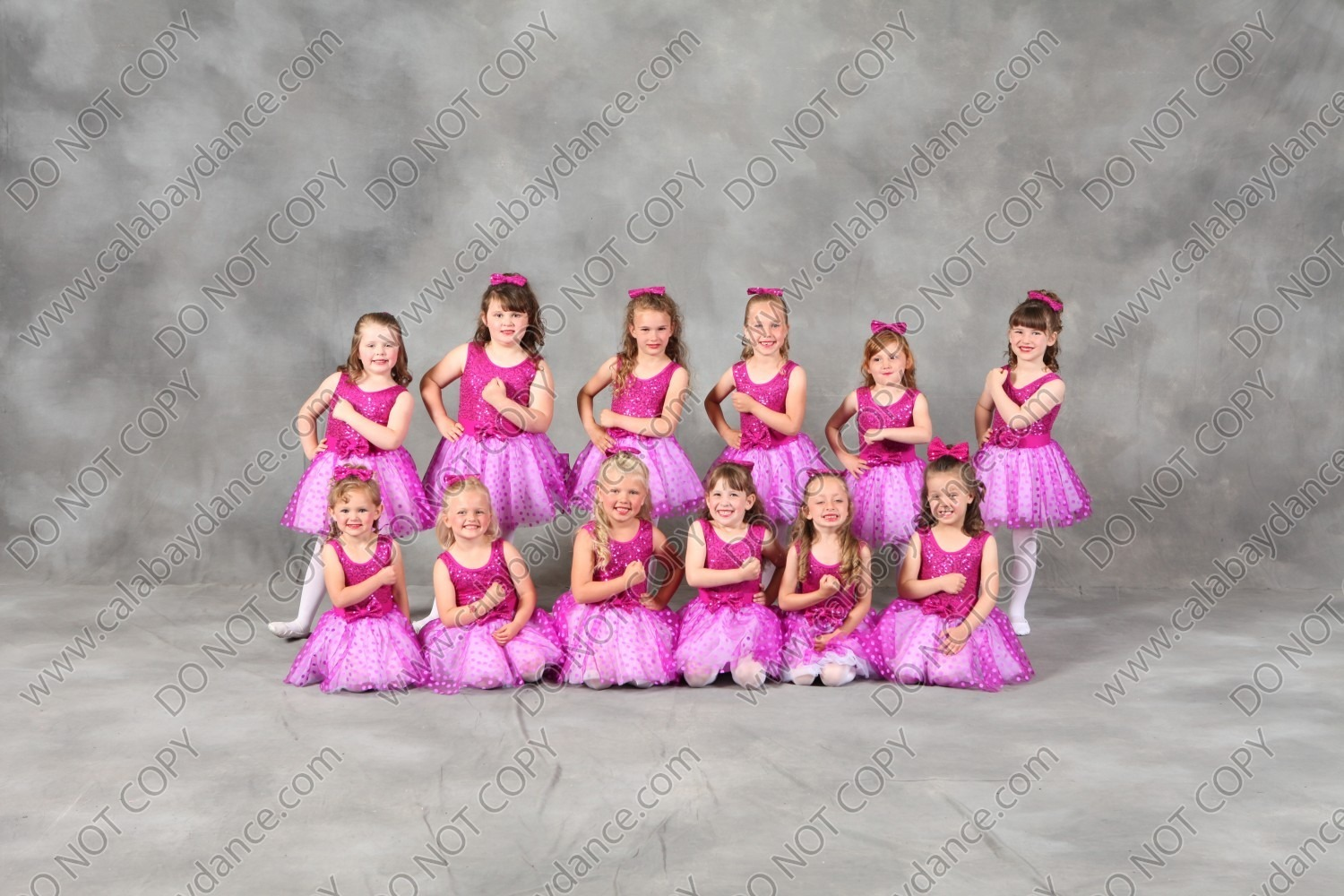 Short Dance Picture Day 2017