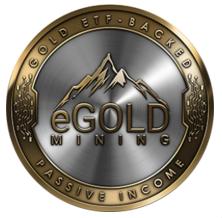 eGold Mining Logo