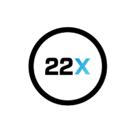 22X Fund logo
