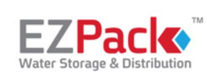 EZPack Water Logo
