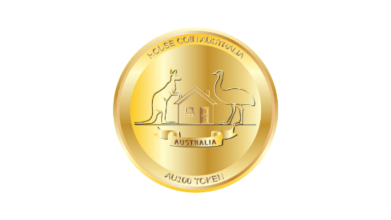 HouseCoin Australia logo