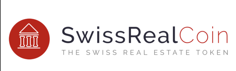 Swiss Real Coin Logo