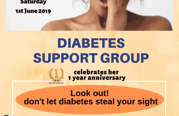 St. Nicholas Hospital Diabetes Support Group
