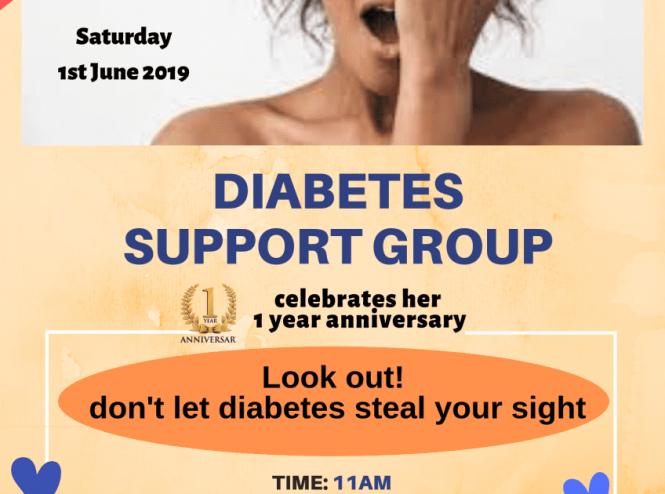 St. Nicholas Hospital Diabetes Support Group