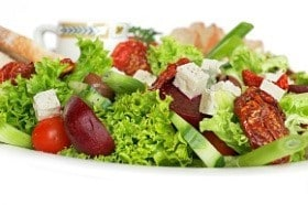 St. Nicholas Hospital salad Foods to Help You Lose Weight.