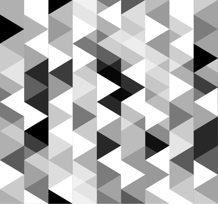 """Free vector """"Triangles Pattern"""""""